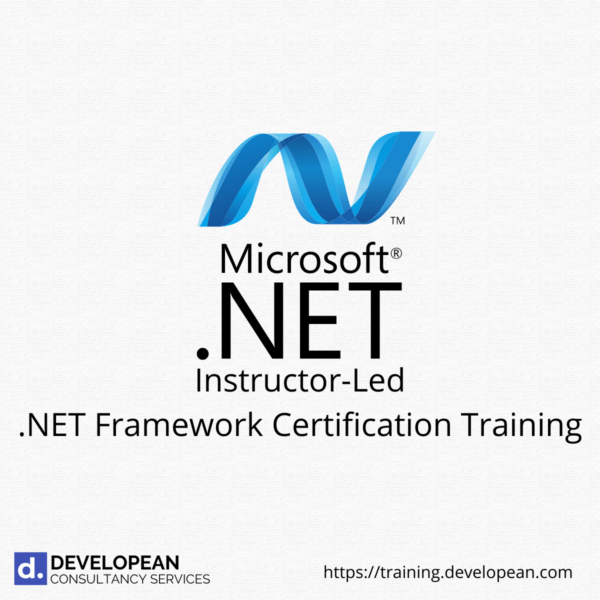 Instructor-Led .NET Framework Certification Training
