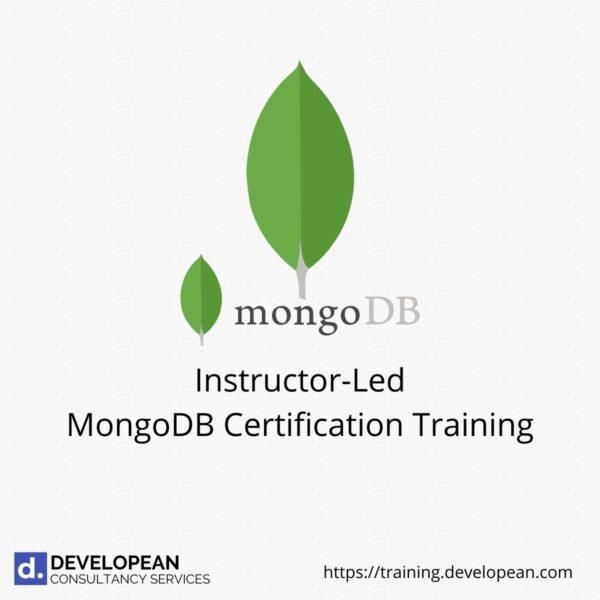 Instructor-Led MongoDB Certification Training