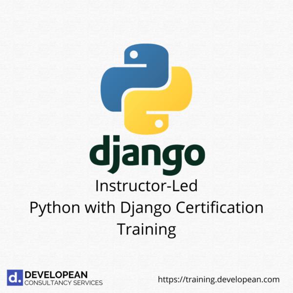 Instructor-Led Python Django Certification Training