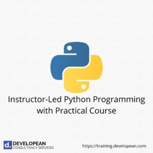 Instructor-Led Python Programming with Practical Course