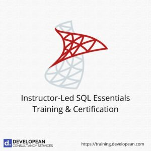 Instructor-Led SQL Essentials Training & Certification